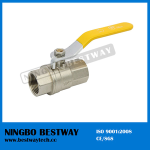 Nickel Plated Brass Gas Valve (BW-B144)