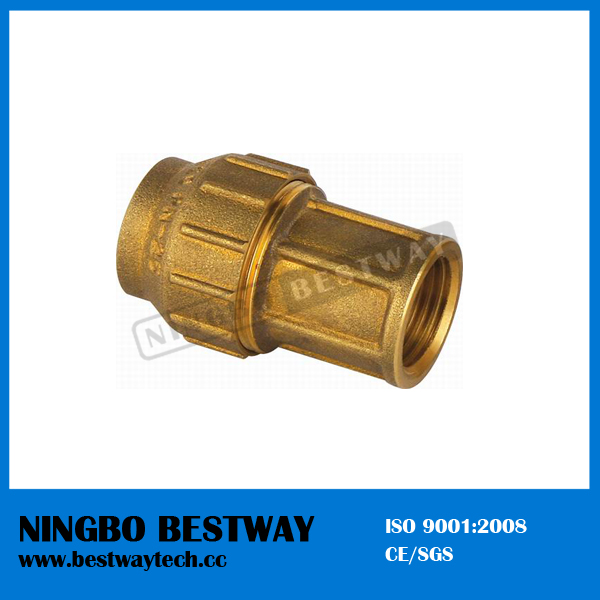 Hot Sale Brass Compression Fitting (BW-302)