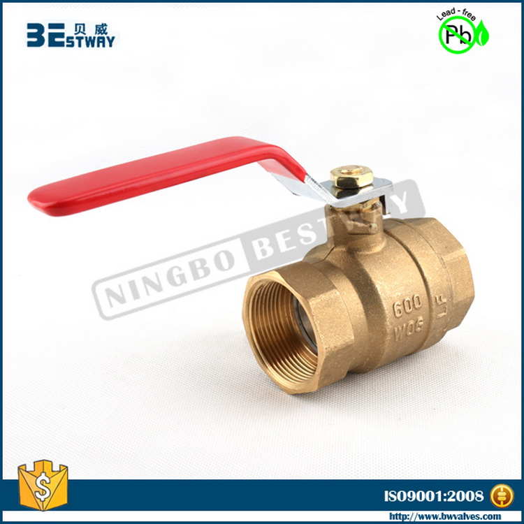 food grade 4 inch ball valve (BW-LFB01E)