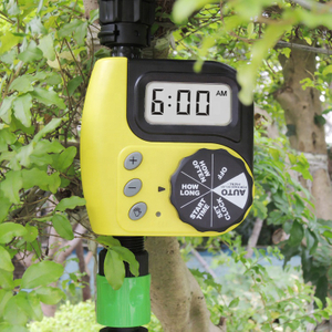 Good quality Family Automatic Garden Water irrigation Timer